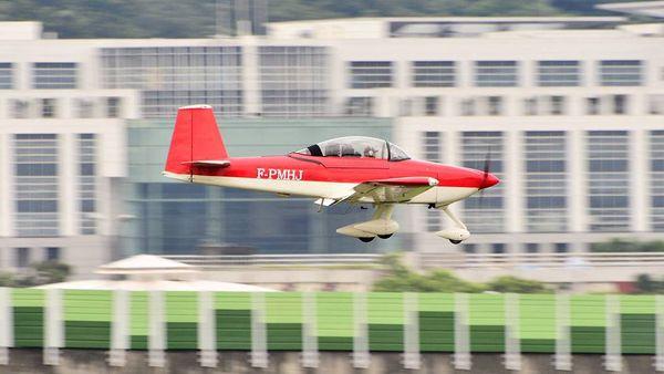 Avion Hugues Jurion Taipei