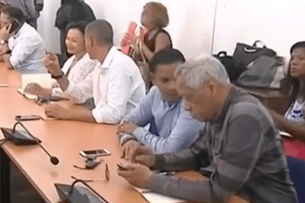 Assises de l'outre mer : Les élus réunis à la Préfecture de Cayenne