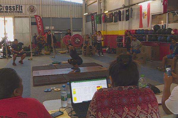 Championnats de Polynésie d'haltérophilie