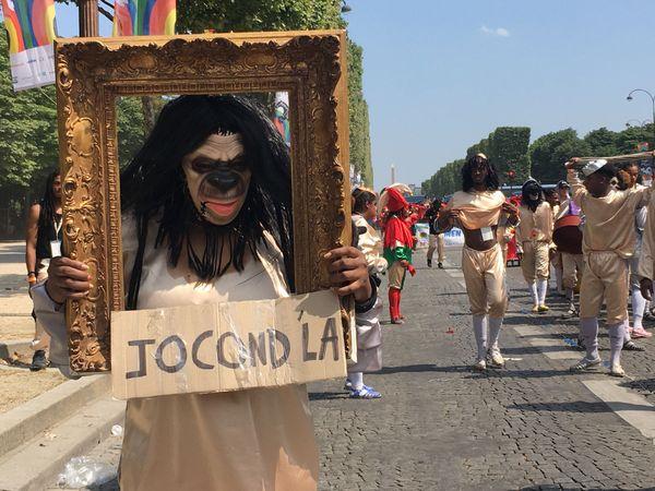Jocond La Carnaval tropical de Paris