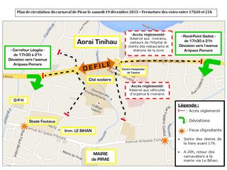 plan carnaval pirae