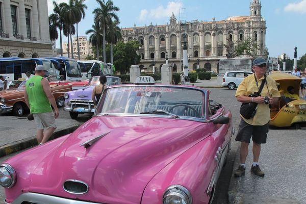 Cuba, voiture