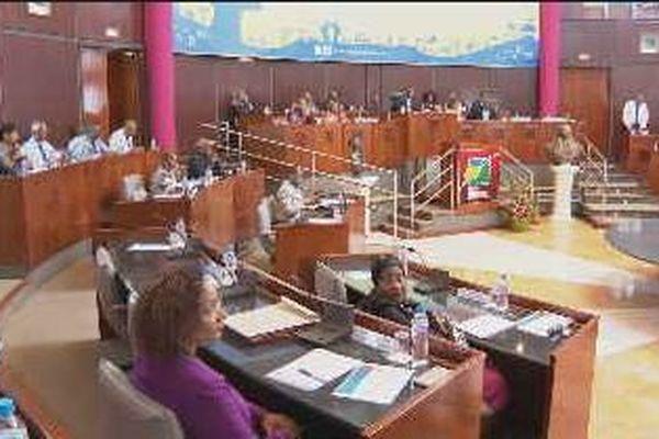 Plénière Région Guadeloupe 23sept2019
