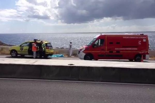 Accident mortel cycliste