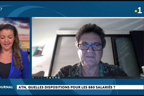 Michel Monvoisin fait le point sur la situation à Air Tahiti Nui