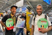 Patrick Lebreton et Thierry Gourreau, nos champions réunionnais de la pizza