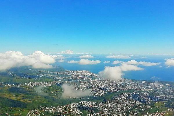 Saint-Denis vue du ciel 1 avril 2021