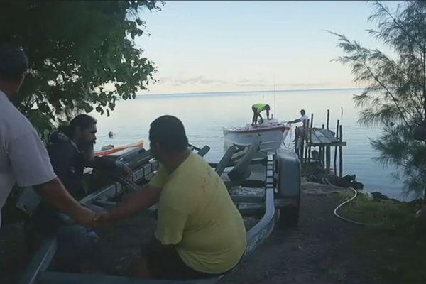 Raivavae : un pêcheur porté disparu