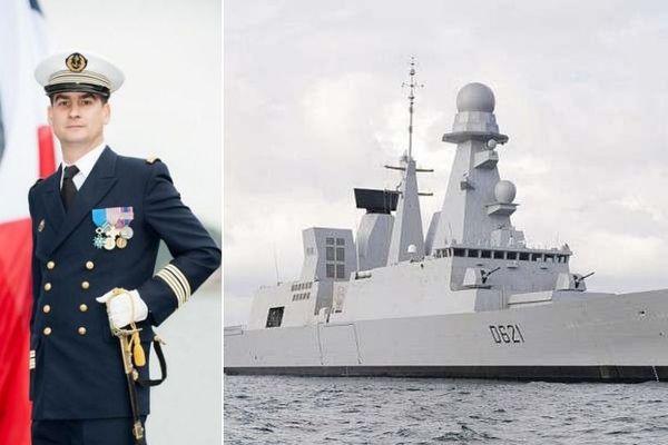 Un Polynésien aux commandes d'un important bâtiment de la marine