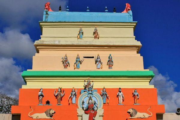 Temple de Changy Dôme