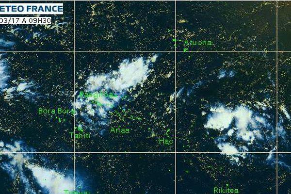 Vigilance météo : risque d'orages - 150317 AM