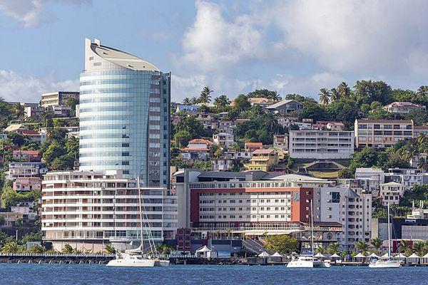 FDF Martinique