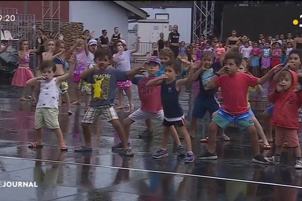 Le Conservatoire fête ses 40 ans à Toa'ta