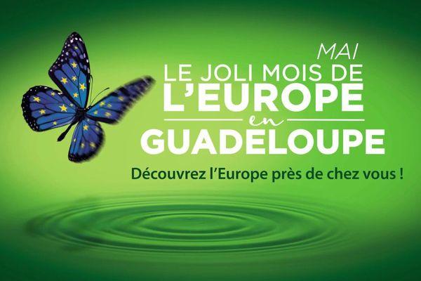 joli mois de l'Europe en Guadeloupe 2018