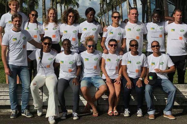 La sélection féminine de rugby de Guyane