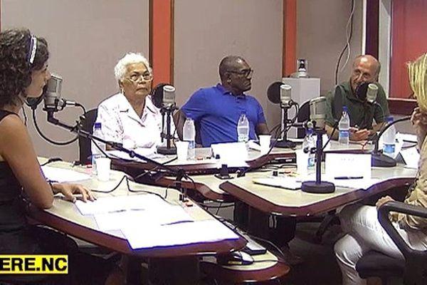 débat radio élection nouméa