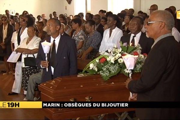 Obsèques bijoutier