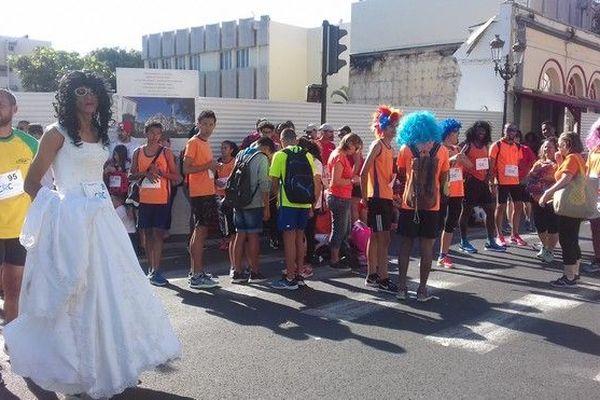 64ème Relais pédestre de Saint-Denis 071018