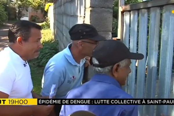 Dengue lutte