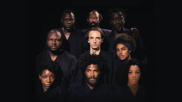 Othello mis en scène par Arnaud Churin