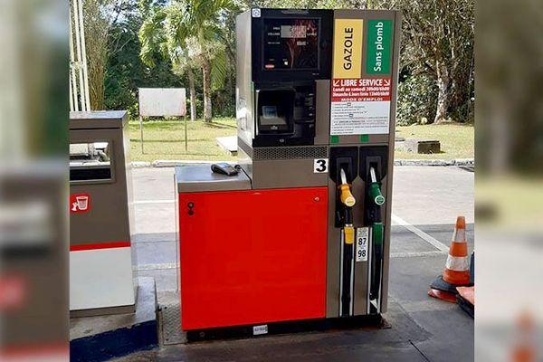 Pompes de carburant automatique