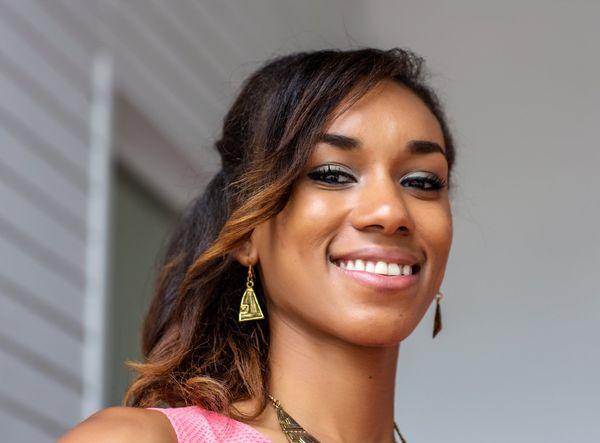 1ére dauphine miss Mayotte 2014