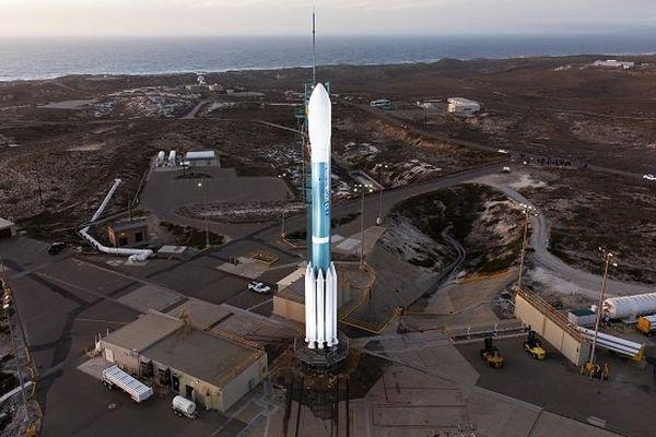 Lancement satellite Nasa