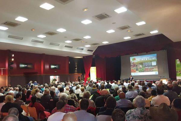 meeting politique publique agricole province sud