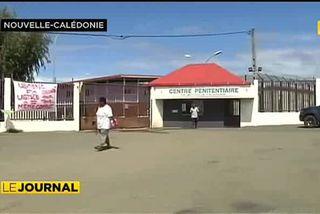 Grogne des gardiens de prison en Calédonie