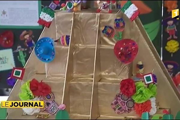 Noël autour du monde pour les scolaires de Punnauia