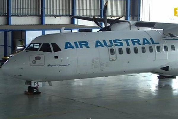 20150507 ATR Air Austral