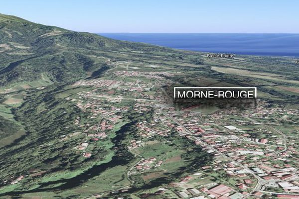 carte Morne Rouge