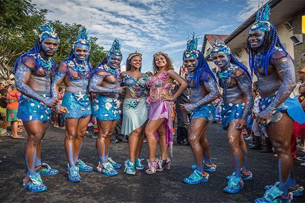 Carnaval parade dimanche gras Ph :1