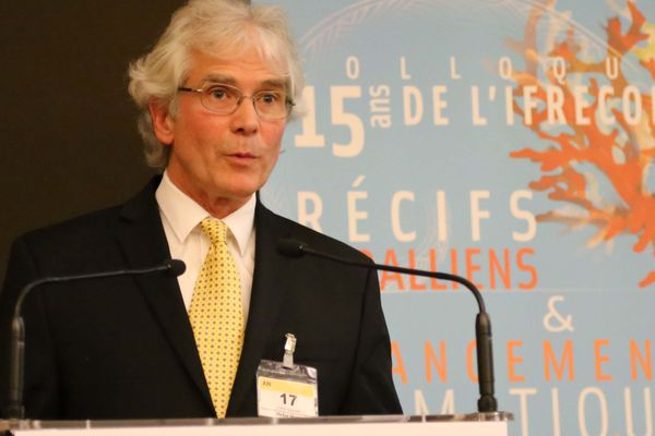 Jean-Pierre Gattuso, directeur de recherche au CNRS