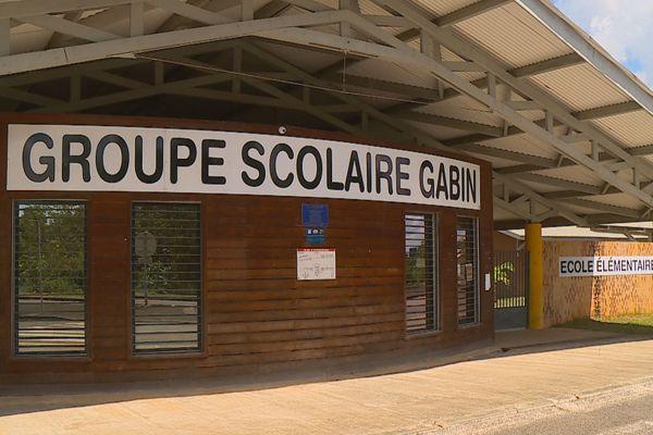 Groupe scolaire Gabin à Saint-Georges