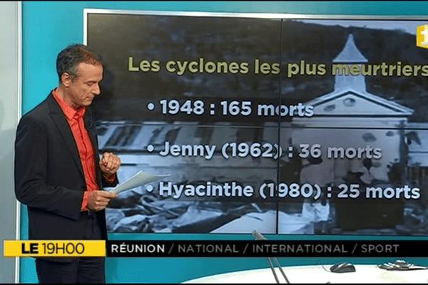 Le+, Cyclones 48, ...