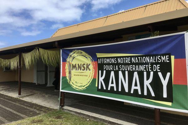Congrès du MNSK