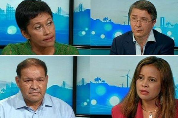 Ericka Bareigts - Jean-Jacques Morel / David Lorion Virginie Gobalou