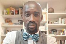 Steve Gadet, écrivain, enseignant et artiste.