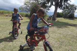 Une journée test pour les cadeaux de Noël à La Réunion