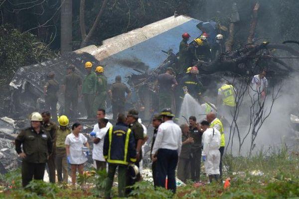 L'accident a eu lieu au décollage de l'aéroport José Marti à La Havane