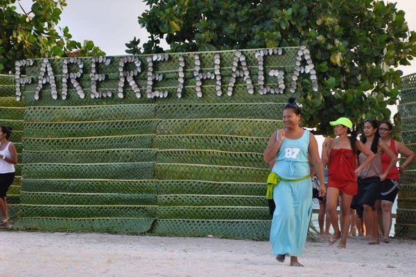 Rangiroa organise le 6ème Farerei Haga
