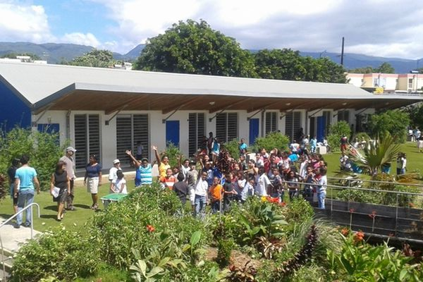 Saint-Benoît : Ecole Bras-Fusil