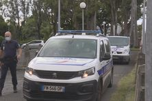 L'auteur présumé de l'infanticide a été conduit au palais de justice de Champ Fleuri aux alentours de 15 heures, ce samedi 3 juillet