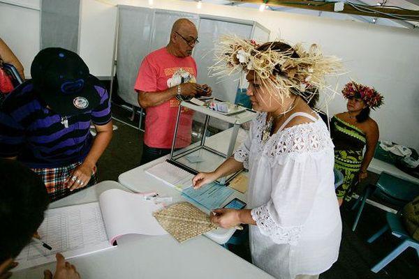 Second tour : affluence dans les bureaux de vote