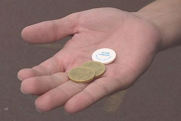 un euro un jeton
