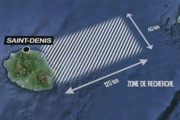 MH370 zone recherche