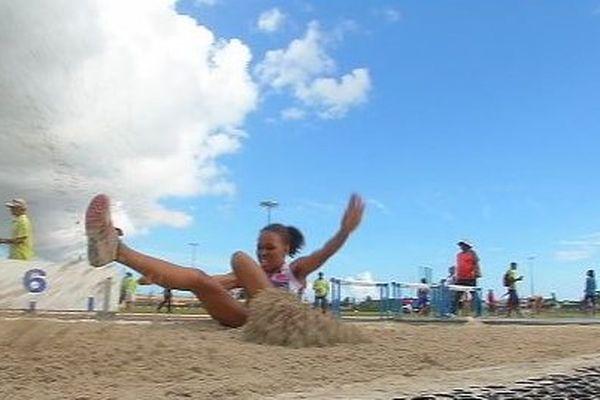 Athlétisme Guadeloupe