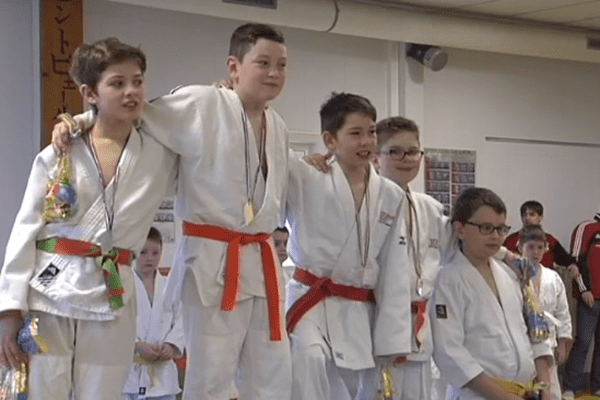 Tournoi judo paques