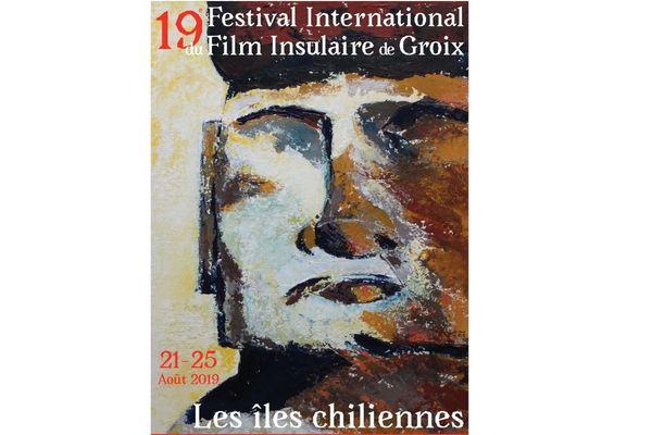Affiche de la 19ème édition du festival